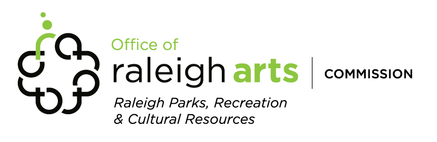 Office of Raleigh Arts Commission; Raleigh Parks, Recreation, & Cultural Resources